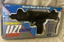 Vintage Rare Larami Motorized Uzi Water Gun in Original Packaging #2