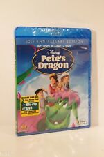 "Disney PETE'S DRAGON (Blu-ray + DVD, 35th Anniversary Edition, 2021) ""NEW"""