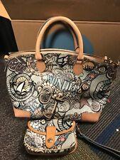 Disney Cruise Line Wonder Dooney & Bourke Bag Plus Coin Purse