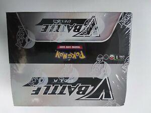 Pokemon TCG: V Battle Deck - Venusaur vs. Blastoise Display Box Brand New