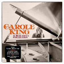 CAROLE KING (A BEAUTIFUL COLLECTION - GREATEST HITS CD SEALED + FREE POST)