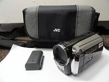 JVC Everio GZ-MS130 GZ-MS130BAG 35x Optical Zoom Camcorder
