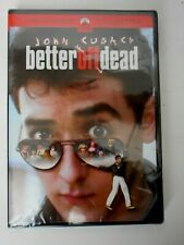 Better Off Dead Widescreen New Factory Sealed