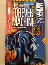 FOREVER MACHINE Mark  Clifton & Frank Riley RARE CONTROVERSIAL 2ND HUGO WINNER!