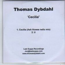 (BB51) Thomas Dybdahi, Cecilia - DJ CD