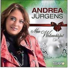 Mein Weihnachtsfest von Andrea Jürgens (2016)