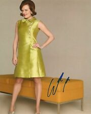 Elizabeth Moss Signed Mad Men 10x8 Photo AFTAL