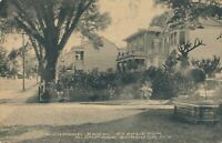 STATEN ISLAND NY - Richmond Road Stapleton Richmond Borough - 1911