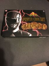 Power Rangers Legacy Die Cast Power Coin Set NIB