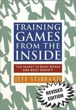 Training Games from the Inside: The Secret to What Works and What-ExLibrary
