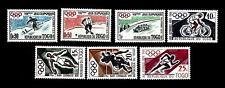 TOGO - 1960 - Olimpiado Invernali e Giochi d'estate, Squaw Valley e Roma