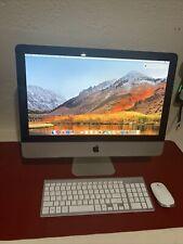 "Apple iMac 21.5"" i5 2.5GHz 20Gb RAM, 480Gb SSD Radeon HD System Silver (Combo)"