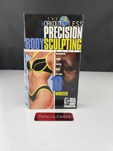 The Workout Less Precision Body Sculpting VHS From the 6 Week Body Makeover