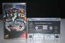 POWER RANGERS the Movie Original Hörspiel zum Film Folge 1  MC Kassette OH HA
