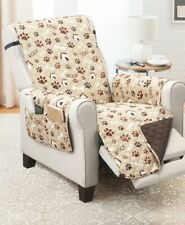 Reversible Chair or Recliner Cover -