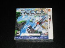 Rodea The Sky Soldier Launch Edition Nintendo 3DS Sealed