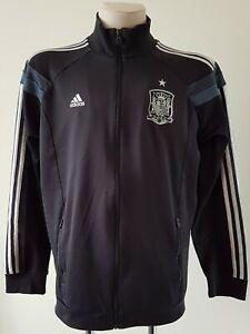 Spain Authentic treck black Adidas Jacket size L