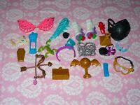 Mattel Monster High Doll CLOTHING LOT ~  ACCESSORIES ~ REPLACEMENT Pieces LOT
