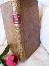 LE BRUN : L' ÂNE LITTERAIRE 1761(E.O) &  DISCOURS  SUR LES MOEURS 1769