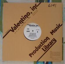 Valentino Library Music LP #6141 Walter Murphy Richard Honoroff 1983 VG++