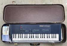 Yamaha PortaSound PSS-450 VTG Stereo Keyboard W/Case, AC Adapter Working NOS