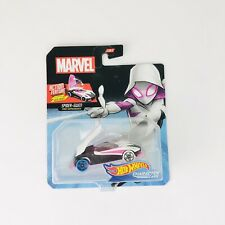 Hot Wheels Character Cars Marvel  Spider Gwen  NEW 2017