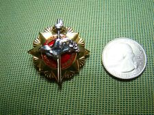 Order of Marching Chevroliers pin Chevy pin jacket pin hat pin Chevy Bombs Bomb
