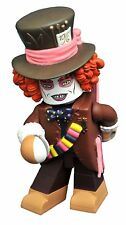 """DIAMOND SELECT Alice Through the looking glass MAD HATTER  4"""" VINIMATE figure"""