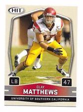 2009 Sage Hit Clay Matthews