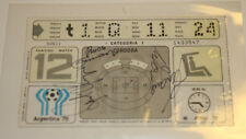 Ticket for collectors World Cup 1978 Mexico - West Germany in Cordoba RARE