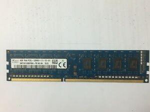 Korea SK Hynix 4GB 1Rx8 PC3L-12800U Desktop Ram HMT451U6BFR8A-PB