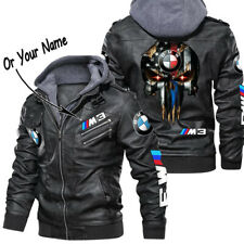 BMW M3 - Poly Synthetic Leather Jacket, BEST GIFT, NEW JACKET