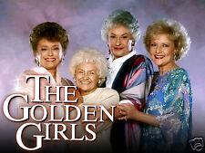 Vintage 80s, The Golden Girls TV Show, Refrigerator Tool Box Magnet, 40 MIL