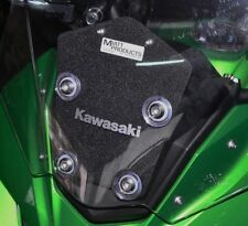 "KAWASAKI VERSYS X300 OVER DASH GPS, PHONE, CAMERA 1"" BALL MOUNT PLATE (2017-18)"