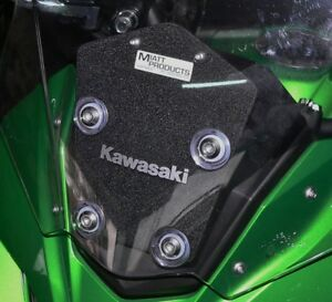 "KAWASAKI VERSYS X300 MOTORCYCLE OVER DASH GPS, PHONE 1"" BALL MOUNT (2017-20)"