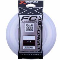YGK X BRAID Fluorocarbon Shock Leader Line FC ABSORBER 60m