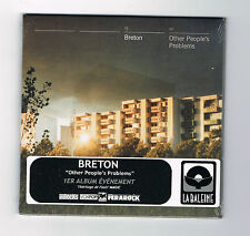 BRETON - OTHER PEOPLE'S PROBLEMS - CD 11 TITRES - 2012 - NEUF NEW NEU
