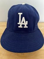 Los Angeles Dodgers New Era 59FIFTY MLB On-Field Authentic Collection Fitted 7.5