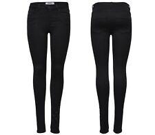 ONLY Damen Jeans Leggings onlROYAL REG SKINNY 600 NOOS schwarz Jegging Denim NEU