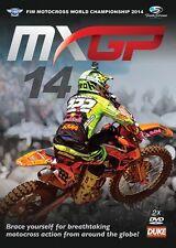 MX14 Motocross World Championship - Official review 2014 (New 2 DVD set) MXGP