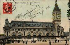 CPA PARIS (12e) - Gare de Lyon (218670)