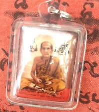 "Locket Tablet Picture Famous monk LP MUN""105Year BE 2542"