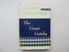 THE GREAT GATSBY by F. Scott Fitzgerald RARE EDITION 1953 HC with Dust Jacket