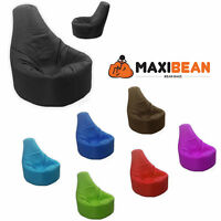 Large Bean Bag Gamer Beanbag Adult Outdoor Gaming Garden Big Arm Chair