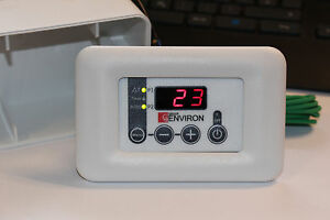 SOLAR Temperatur-Differenzregler Solarsteuerung Solarregelung 3x Fühler