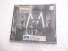 MAROON 5 MAKES ME WONDER WON'T GO HOME CD 2008 jewelcase SPECIAL INDIA EDITION