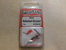GREAT PLANES NYLON TAILWHEEL BRACKET GPMQ4265