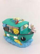 Rare Disney Winnie the Pooh Money Box Hasty Hippo Eeyore Tigger Piglet