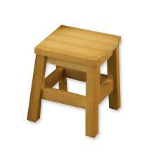REUTTER PORZELLAN Tabouret de cuisine bois siège chaise travail maison poupée 1