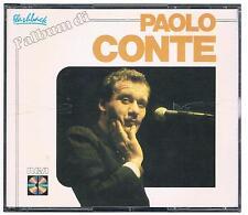 PAOLO CONTE L'ALBUM DI.... FLASHBACK 2 CD F.C. PRINTED IN GERMANY